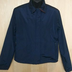 Ralph Lauren Navy/Orange Golf Jacket